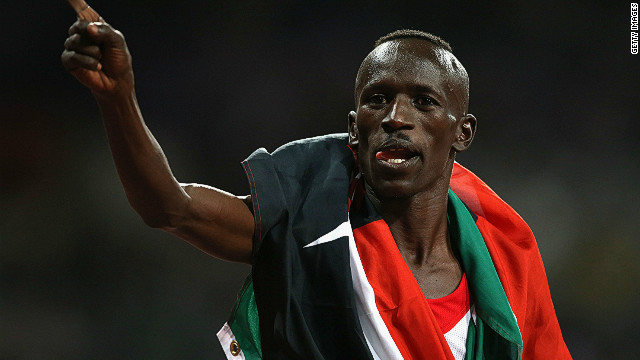 10 Things You Didn't Know About Ezekiel Kemboi