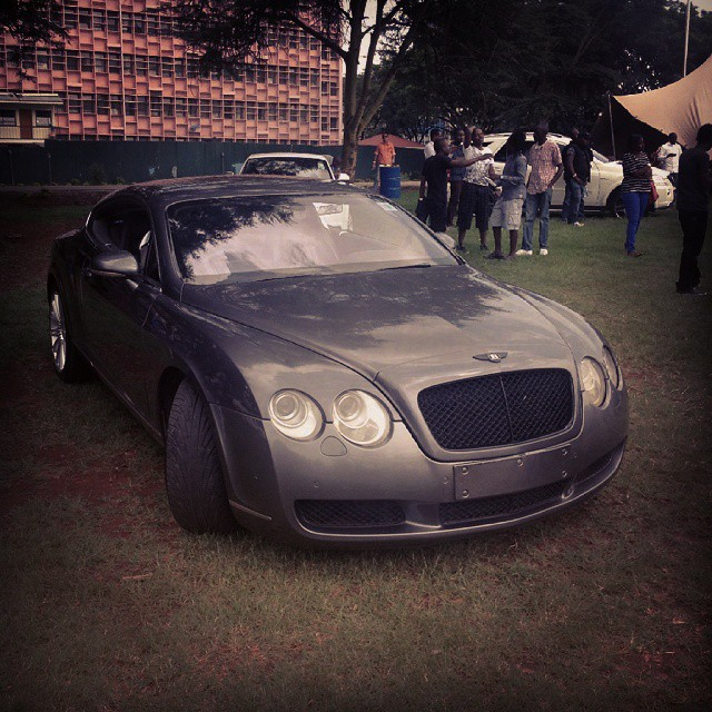10 Celebs Who Own Few Available Bentley Cars In Kenya