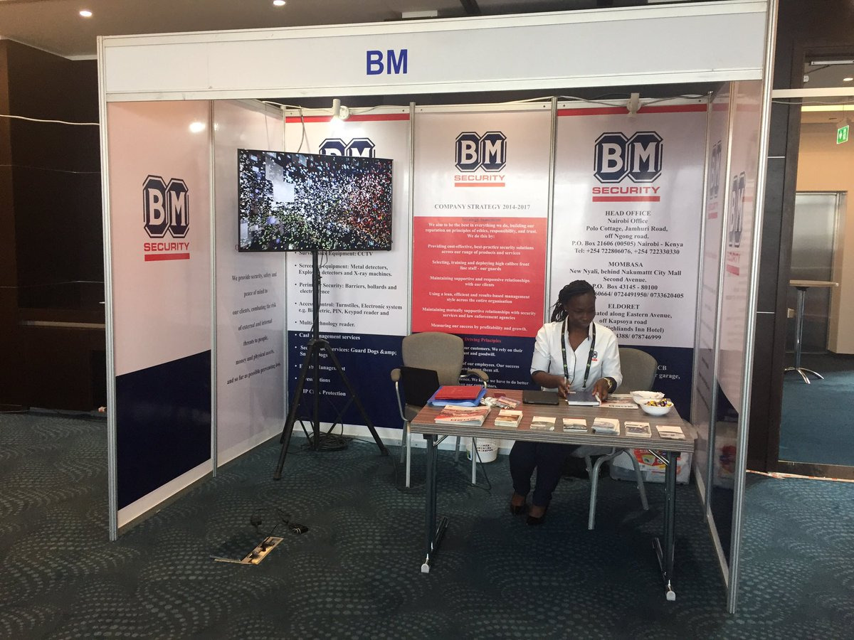BM Security Hiring In 6 Positions