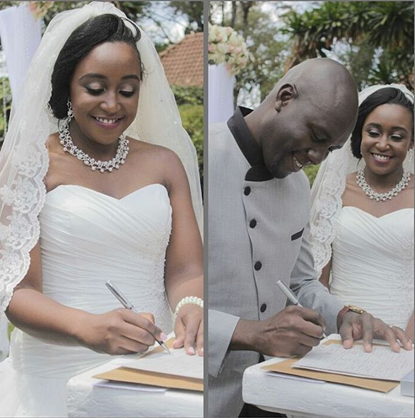 Reasons why Betty Kyalo couldn't survive with Dennis Okari ...