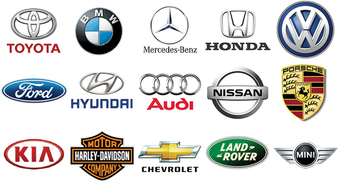 10 Car Logos That You Never Knew Their Meaning Youth Village Kenya
