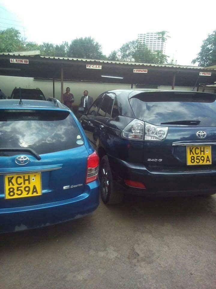 Kenyans Can\'t Solve A Puzzle Of Cars With Same Number Plates - Youth ...
