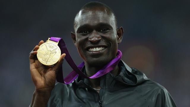 Kenya's' Richest Celebs - DAVID RUDISHA