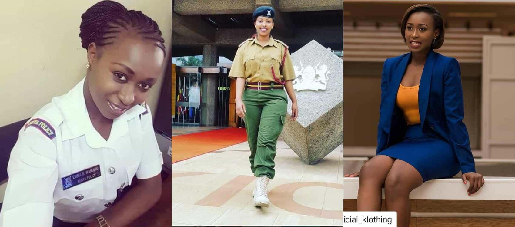 Most Beautiful Police Woman in Kenya 2019