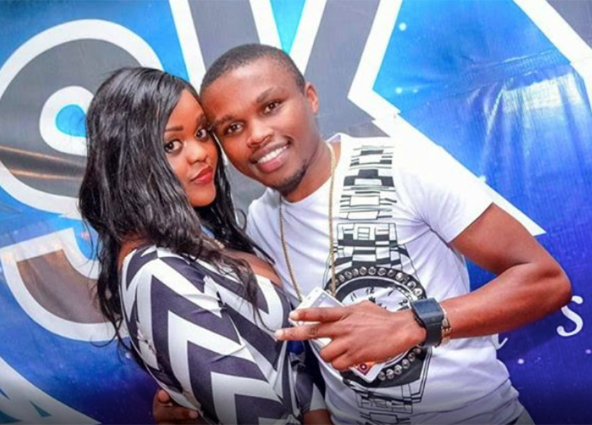 Vivian Kerry and Vinny Chipukeezy