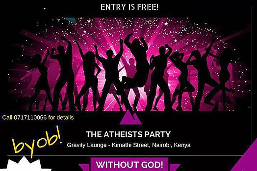 atheists party yvk