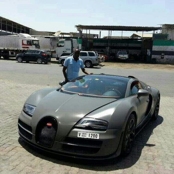 Top 10 Most Expensive Cars In Kenya And Their Owners Youth Village