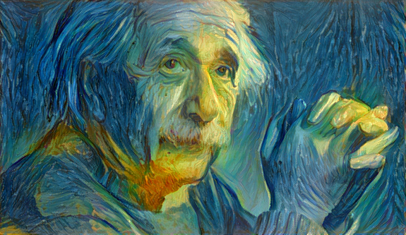 Turn Photos Into Paintings Using Styles Of Artists
