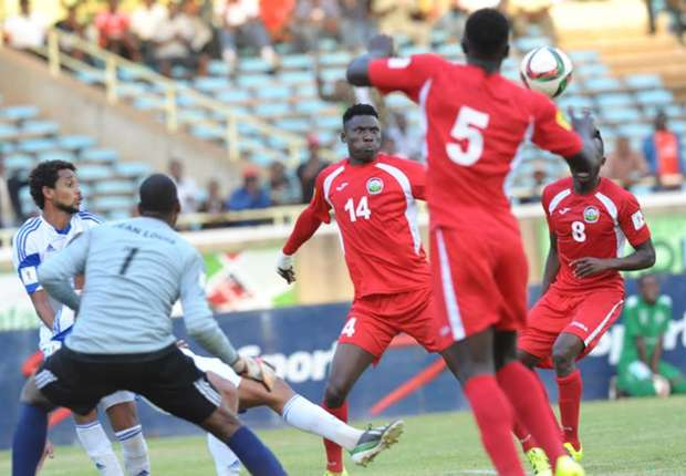 Fired Up Harambee Stars Set To Tackle Guinea Bissau