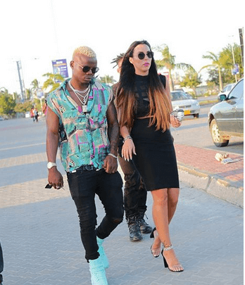 Top 10 Tanzanian Musicians With Their Sexy Sweethearts