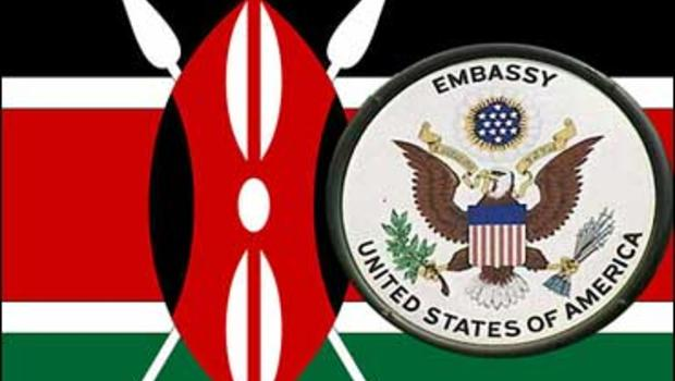 Image result for us embassy nairobi