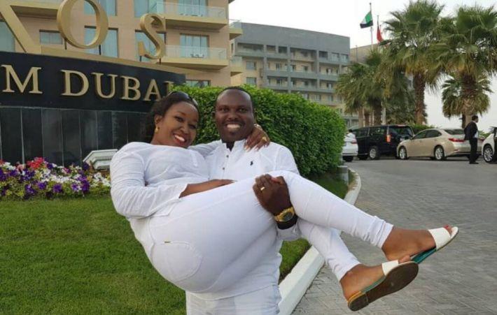 10 Kenyan Celebs Who Celebrated Honeymoon In Dubai - Youth Village Kenya