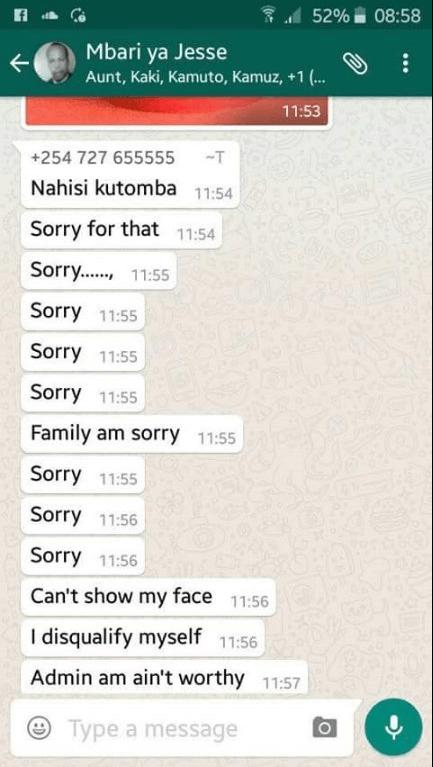 Whatsapp nude group