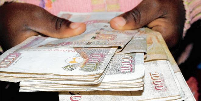 Image result for kenyan cash money