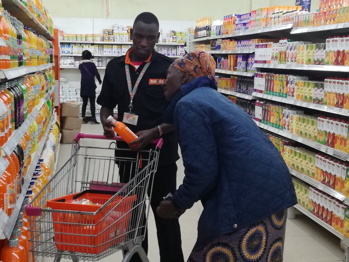 naivas supermarket Naivas supermarket, nairobi address: naivas enterprise rd off homa bay rd industrial area nairobi city/town: nairobi telephone number: 0206536305 email.