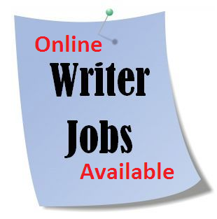 Online jobs writing articles