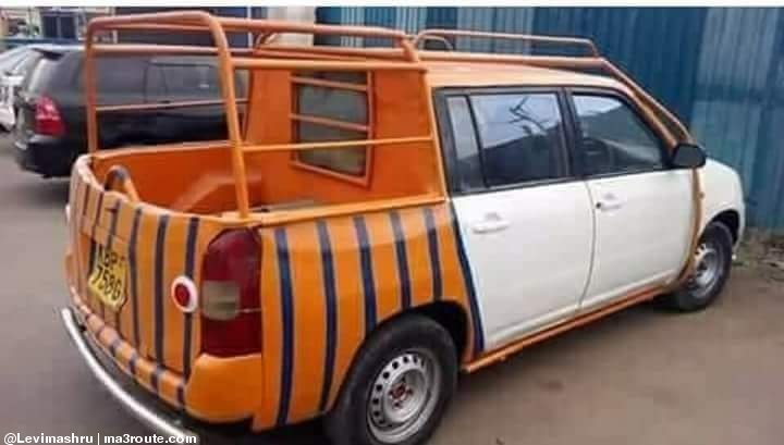 8 Probox Cars Which Show Difference Between Kenyan And