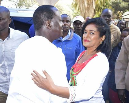 Image result for passaris and raila