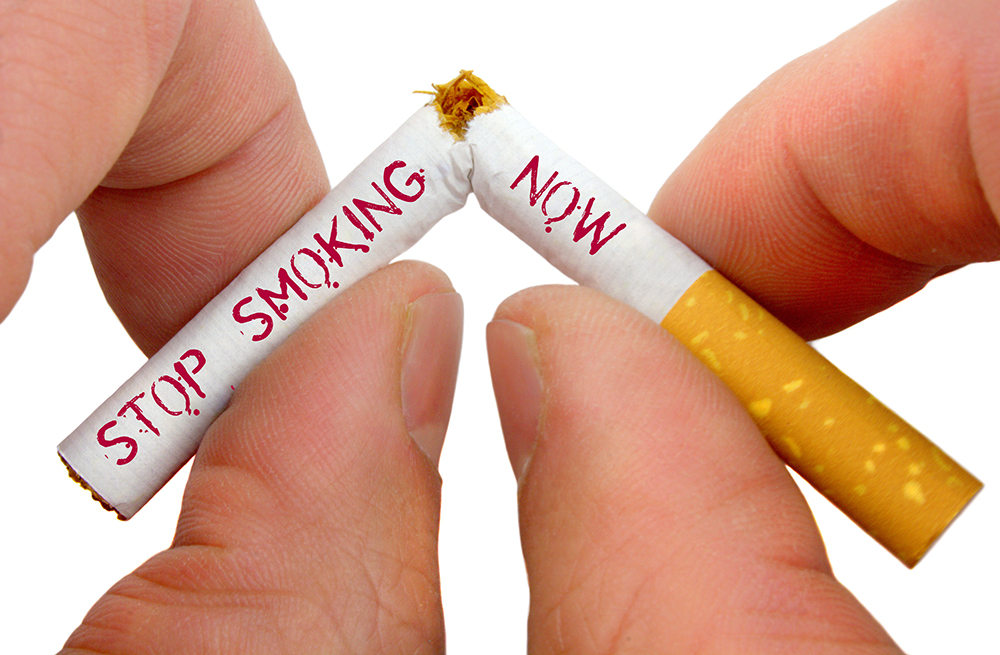 how to clean out lungs after quitting smoking