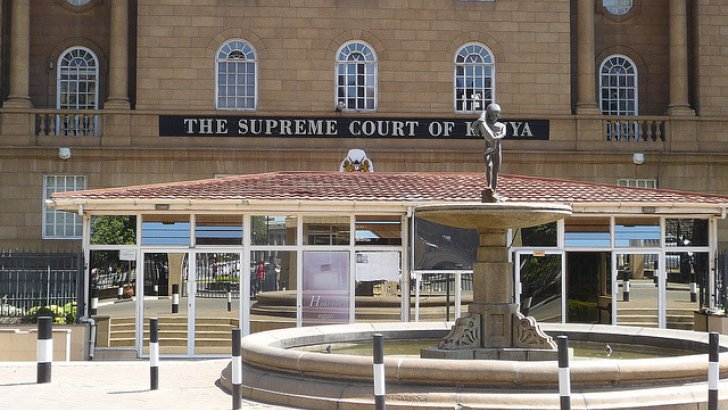 Kenyan Supreme Court Nullifies The Presidential Election ...