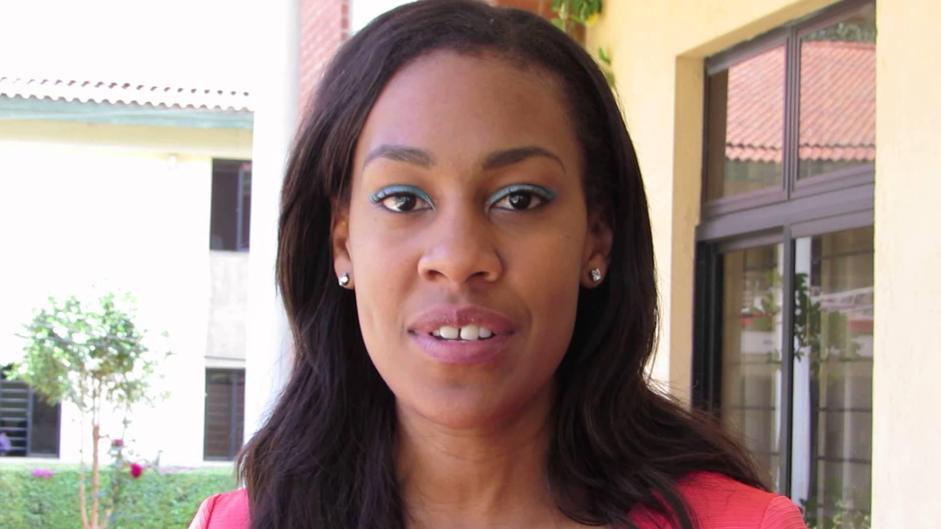 Kenya's Top 15 Mixed Race Cuties - Sabina Stadler